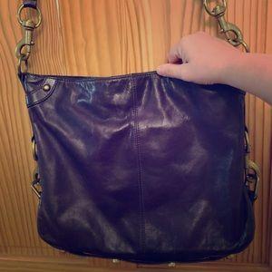 Rebecca Minkoff cross body leather bag